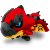 Monster Hunter Plush Rathalos