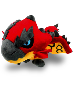 Monster Hunter Plush Rathalos