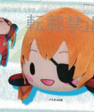 Asuka Langley Plugsuit Nesoberi Plush