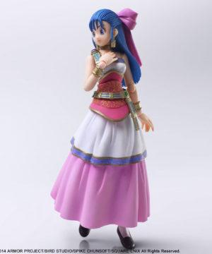 Dragon Quest V Hand of the Heavenly Bride Bring Arts Nera-3