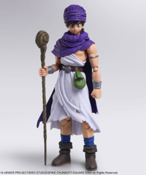 Dragon Quest V Hand of the Heavenly Brie Bring Arts Hero