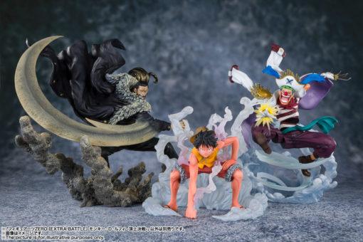 Figuarts ZERO Extra Battle Monkey D Luffy