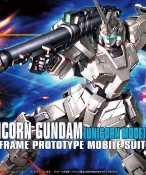 HGUC RX-0 UNICORN GUNDAM UNICORN MODE