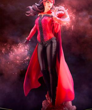 Marvel Universe Scarlet Witch ARTFX Premier