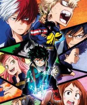 My Hero Academia Yell Poster