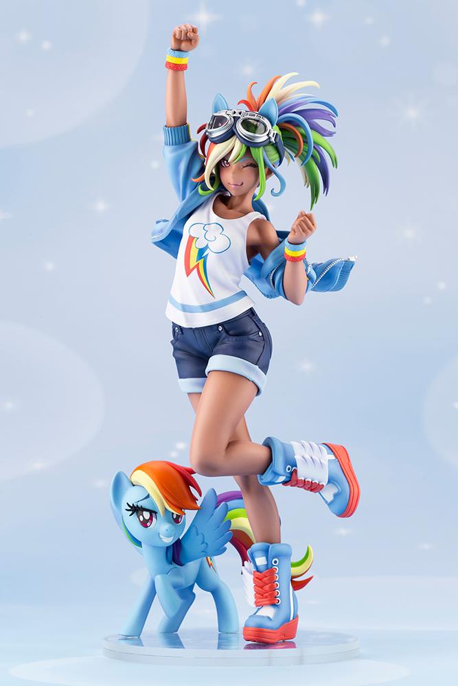 My Little Pony Rainbow Dash Bishoujo - Kotobukiya