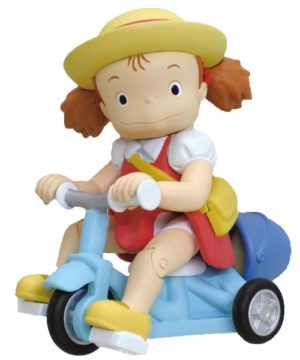 My Neighbor Totoro Mei on Tricycle Pull Back