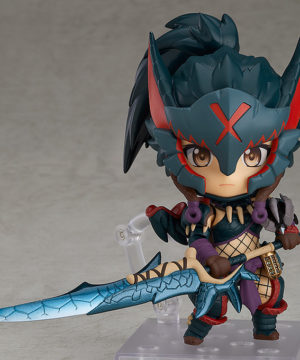 Nendoroid Hunter Female Nargacuga Alpha Armor Ver