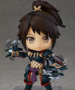 Nendoroid Hunter Female Nargacuga Alpha Armor Ver DX