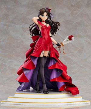 Rin Tohsaka 15th Celebration Dress Ver