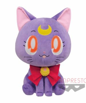 Sailor Moon Makeup Ribbon Luna Plush