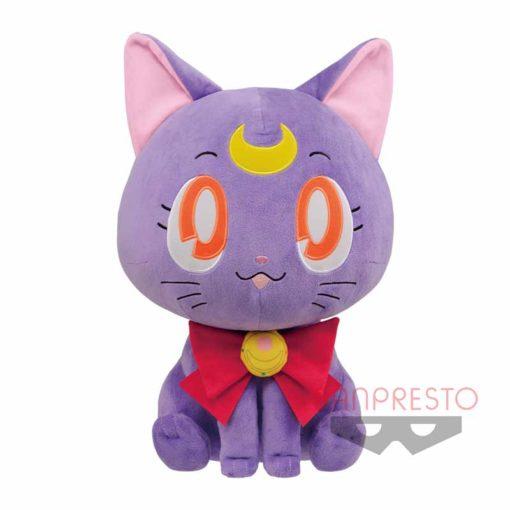 Sailor Moon Makeup Ribbon Luna Plush