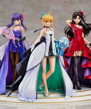 Sakura Matou 15th Celebration Dress