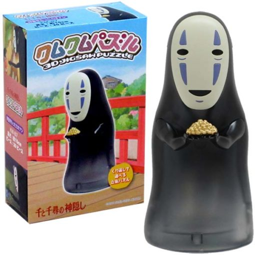 Spirited Away No Face 3D Puzzle