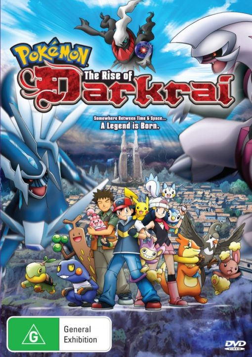 The Rise Of Darkrai