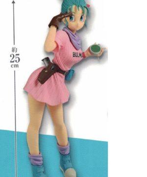 Dragon Ball Glitter & Glamours Bulma III Pink