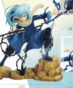 ESPRESTO est Tempest effect and motions Rimuru Tempest