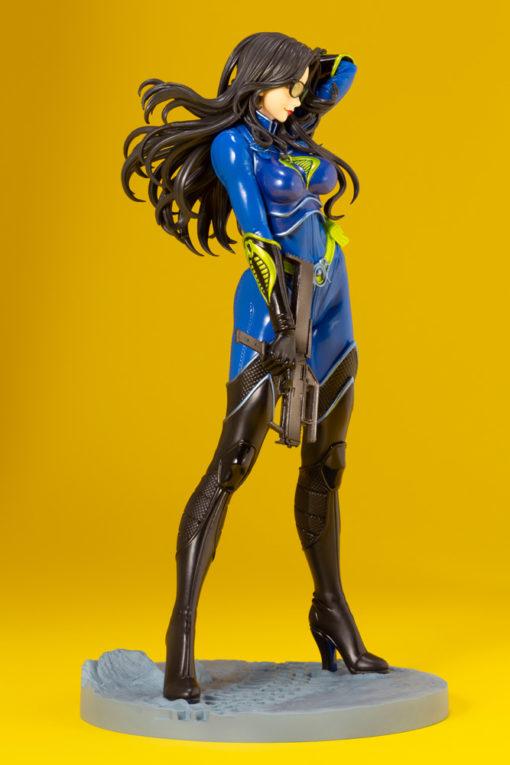 GI Joe Baroness 25th Anniversary Blue Colour Bishoujo