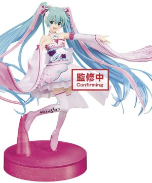 Hatsune Miku Espresto est Dress & Hair 2019