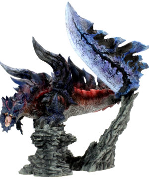 Monster Hunter Zanryu Dinovaldo Reprint Edition-2