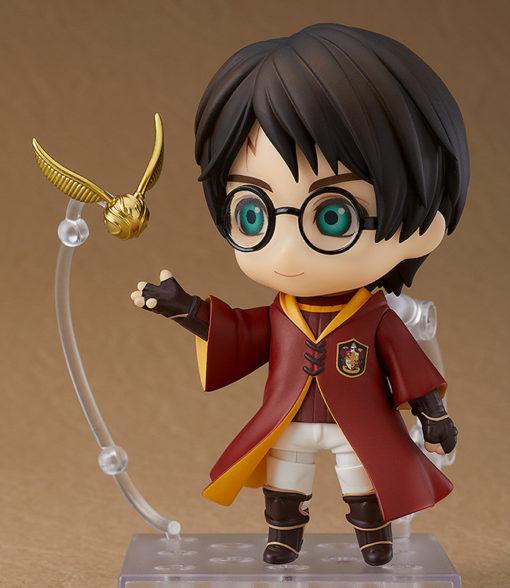Nendoroid Harry Potter Quidditch Ver