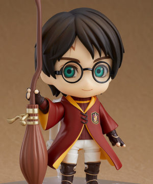 Nendoroid Harry Potter Quidditch Ver