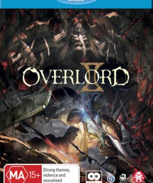 Overlord Complete Season 2 (Blu-Ray)