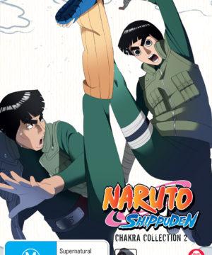 Naruto Shippuden Chakra Collection 2 (Eps 72-140)
