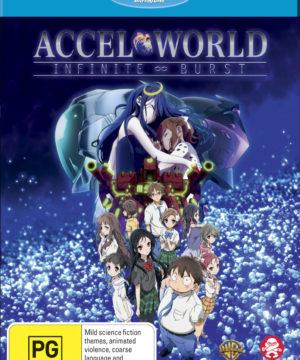 Accel World Infinite Burst