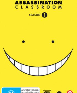 Assassination Classroom Complete Season 1