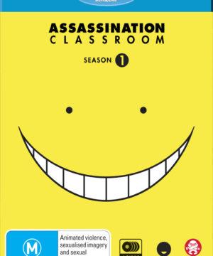 Assassination Classroom Complete Season 1 (Blu-Ray)