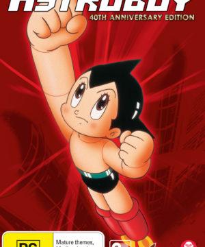Astro Boy 1980 40th Anniversary Edition