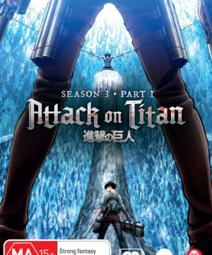 Attack on Titan - Season 3 Part 1 (Eps 38-49)