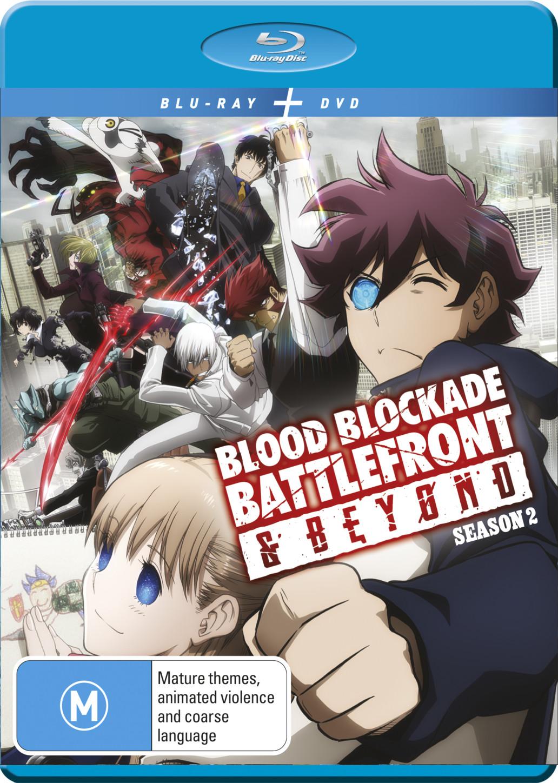Blood Blockade Battlefront Season 2