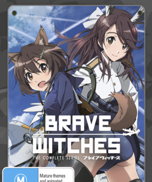 Brave Witches Complete Series DVD / Blu-Ray Combo