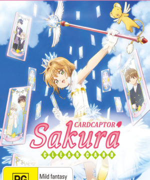 Cardcaptor Sakura Clear Card Part 1 (Blu-Ray)