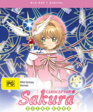 Cardcaptor Sakura Clear Card Part 2 (Blu-Ray)