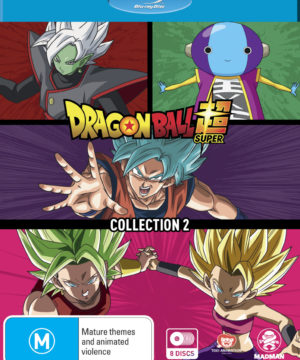 Dragon Ball Super Collection 2 (Blu-Ray)