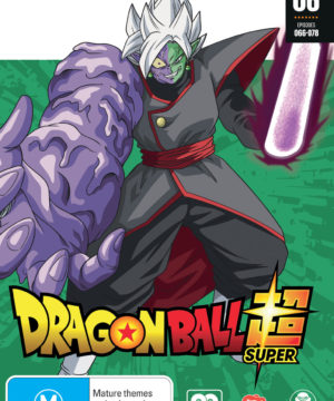 Dragon Ball Super Part 6 (Eps 66-78)