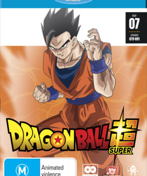 Dragon Ball Super Part 7 (Eps 79-91) (Blu-Ray)