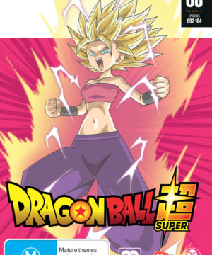 Dragon Ball Super Part 8 (Eps 92-104)