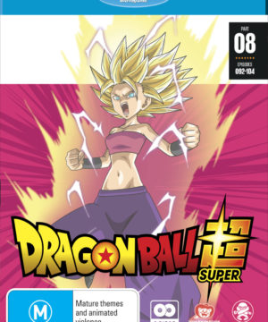 Dragon Ball Super Part 8 (Eps 92-104) (Blu-Ray)