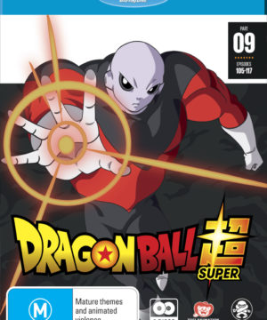 Dragon Ball Super Part 9 (Eps 105-117) (Blu-Ray)