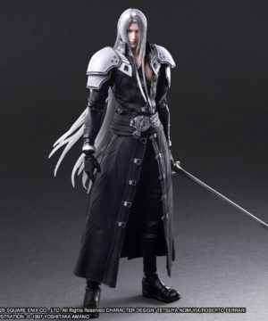 Final Fantasy VII Remake Play Arts Kai Sephiroth