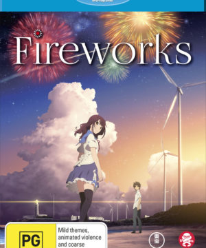 Fireworks: Should We See it from the Side or the Bottom (Blu-Ray)