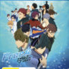 Free! -Dive to the Future- Season 3 (Eps 1-12) DVD / Blu-Ray Combo