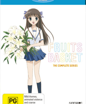 Fruits Basket Complete Series (Blu-Ray)