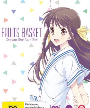 Fruits Basket Season 1 Part 1 DVD