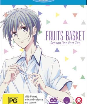Fruits Basket Season 1 Part 2 (Eps 14-25) (Blu-Ray)