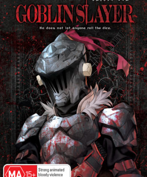 Goblin Slayer Season 1 DVD / Blu-Ray Combo (Limited Edition)